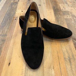 Franco Sarto Shoes - Franco Sarto Haylee Suede Loafer 9